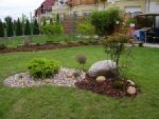 Realizace a obnova zahrad