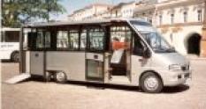 Nízkopodlažní městské autobusy Mave CiBus