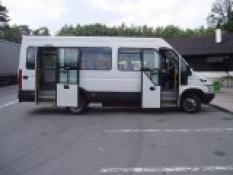 Meziměstské a příměstské malé autobusy
