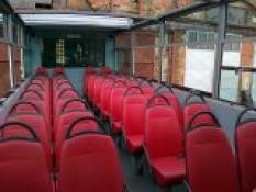 Vyhlídkové autobusy - sightseeingbus