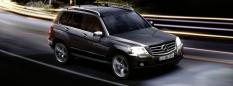 Vozy Mercedes Třída GLK