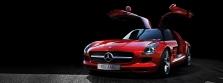 Vozy Mercedes SLS AMG