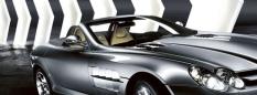 Vozy Mercedes SLR Roadster