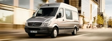 Vozy Mercedes Sprinter