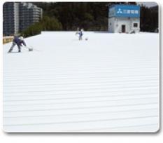 Elaston SunShield - tekutý hydroizolačný + termoizolačný systém s bielym termokeramickým povrchom