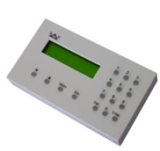 Regulácia elektrického kúrenia - Centrálna programovacia jednotka