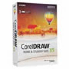 CorelDraw Home & Student Suite X5 Mini box CZE Student