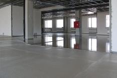 Anhydritová podlaha třídy 30