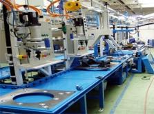 Výroba strojů a linek