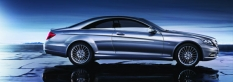 Osobné kupé Mercedes-Benz triedy CL