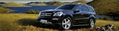 Osobné offroady Mercedes-Benz triedy GL