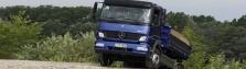 Nákladné vozidlá Mercedes-Benz Atego