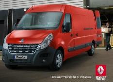 Úžitkové vozidlo Renault Master Furgon
