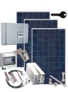 Fotovoltaická elektráreň 3,68 kWp na kľúč