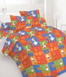 Textil pre materské škôlky - Posteľné súpravy pre deti