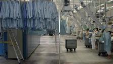 Praní prádla pro velké společnosti
