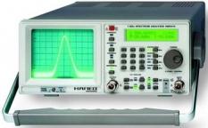 Spektrálne analyzátory - HM 5510