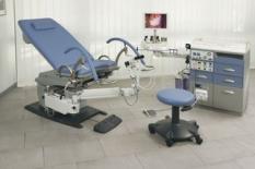 Gynekologická vyšetrovacia jednotka Atmos S 41