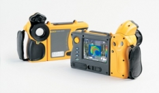 Termokamery - Fluke Ti 55 -FT - 20 mm