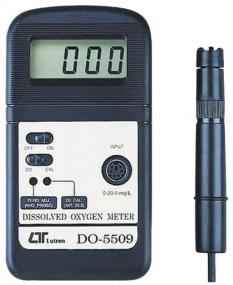 Priemyselné merania, koncentrácia kyslíku - DO 5509