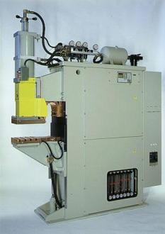 Trojfázové zvarovacie lisy 100 - 630 kV