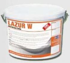 Akrylátová lazúrová farba do interiérov - Lazur W