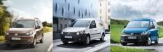 Vozy Volkswagen Caddy