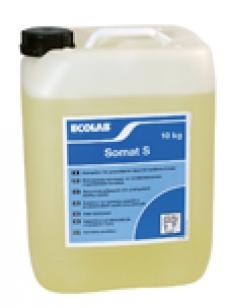 Oplachovacie čistiace prípravky pre priemyselné umývačky riadu - Somat S