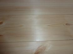 Palubovky podlahové - Borovica, profil Dlážkovica