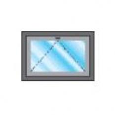 Plastové okno 45x45