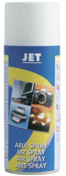 Stlačený vzduch v spreji Jet