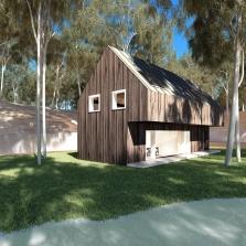 Výroba a montáž montovaných nízkoenergetických a pasívnych domov