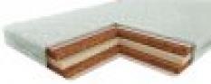 Matracový korektor Kokos-mix 9cm