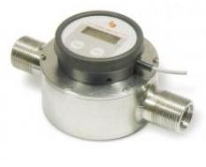 Prietokomery s rotujúcim diskom - Recordall s ukazovateľom LCD