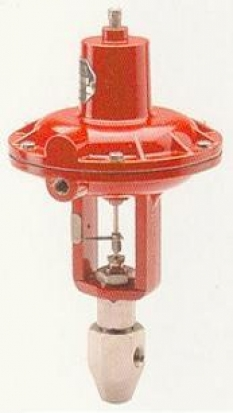 Regulačné ventily - RC 250 laboratórny ventil