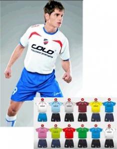 Športové dresy pre futbal - Spectra