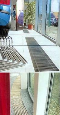 Podlahové konvektory