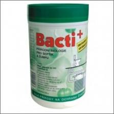 Enzýmy, baktérie - Bacti 500 g do septikov a žúmp