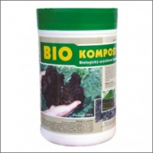 Enzýmy, baktérie - Biokompost 500g-koncentrát