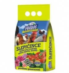 Hnojivá - Slepačince granulované 2,5kg NPK 7-13-2 Hoštice