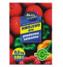 Hnojivá - Agrakrystal 0,5kg na plodovú zeleninu