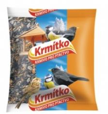 Kŕmitková zmes pre vtáky 400g Forestina
