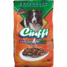 Ciuffi Complete 4kg krmivo pre psov
