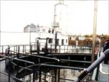 ČOV pre priemyselné odpadové vody