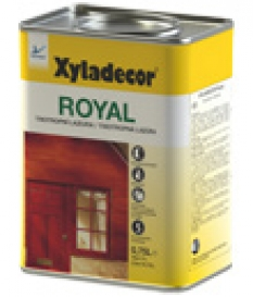 Silnovrstvová tixotrópna lazúra pre zušľachtení dreva - Xyladecor Royal