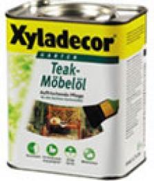 Ošetrovací olej na ochranu dreva - Xyladecor Teak Oil