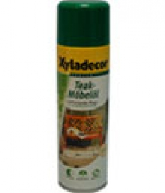 Ošetrovací sprej na ochranu dreva - Xyladecor Teak Oil spray