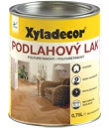 Jednozložkový lak na ošetrenie dreva v interiéri - Xyladecor podlahový lak polyuretánový