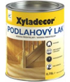 Jednozložkový lak na ošetrenie dreva v interiéri - Xyladecor podlahový lak na vodnej báze