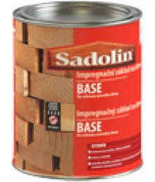 Impregnačný ochranný prostriedok na báze organických - Sadolin Base